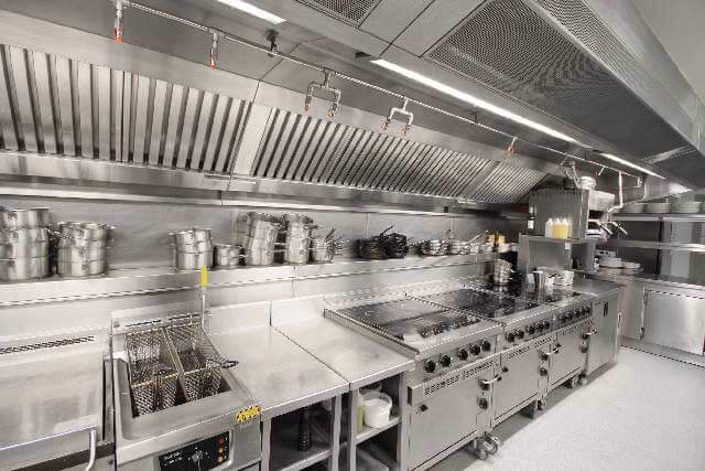 commercial kitchen equipment cleaning san antonio picture