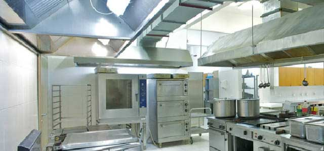 Commercial Kitchen Cleaning San Antonio Photo